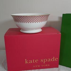 Kate Spade Jemma Street 8.5  inch serving bowl
